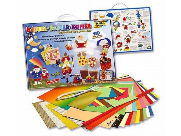 Jumbo paper crafts kit