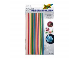 Decoration paper strips