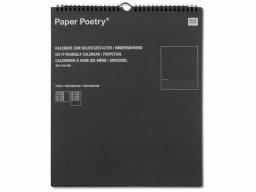 Paper Poetry Dauerkalender zum Selbstgestalten