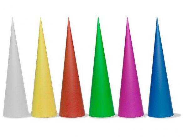 Schultüten (school cone) blank, poster board