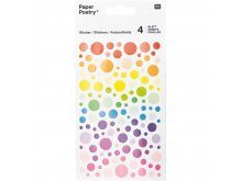 Paper Poetry self-adhesive sticker