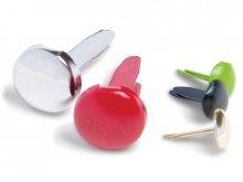 Encuadernadores de patilla decorativos (brads)