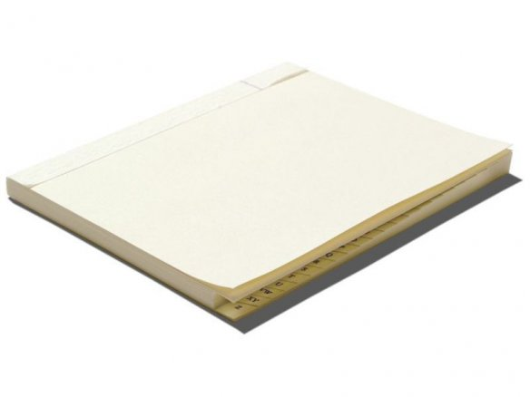 buy address book block blank online at modulor