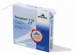 Cinta adhes. de papel Neschen filmoplast P 90 plus