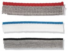 Cotton headband, coloured