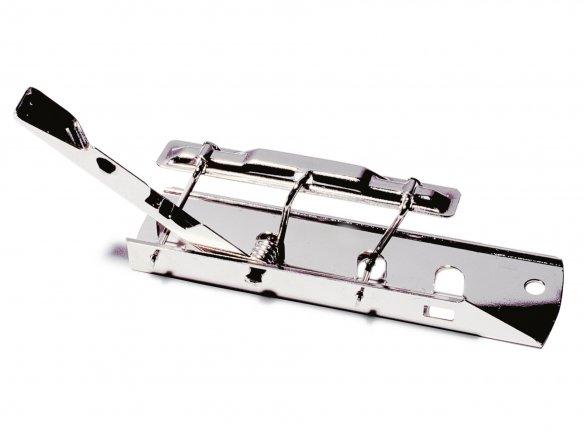 Clamp mechanism, nickel-plated