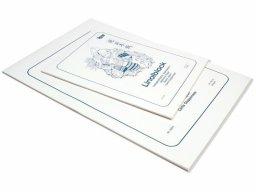 Vang linoprint paper pad