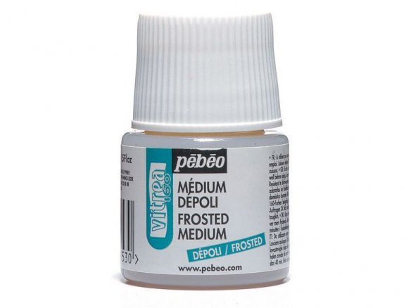 Medium Pebeo per Vitrea 160