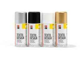 Marabu TextilDesign Colorspray, for fabrics