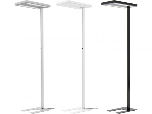 Luxo Free LED office floor lamp
