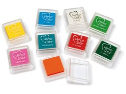 Mini-stamp pad