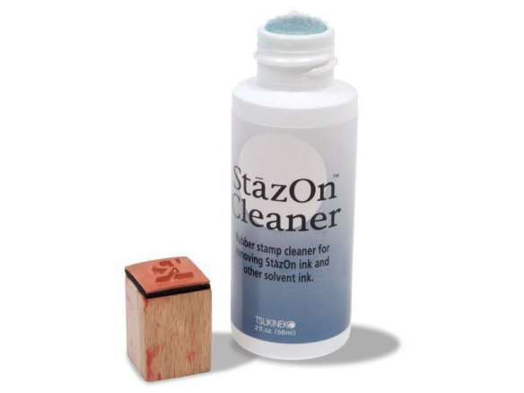 StazOn stamp cleaner