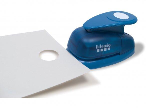Perforadora para formas geométricas