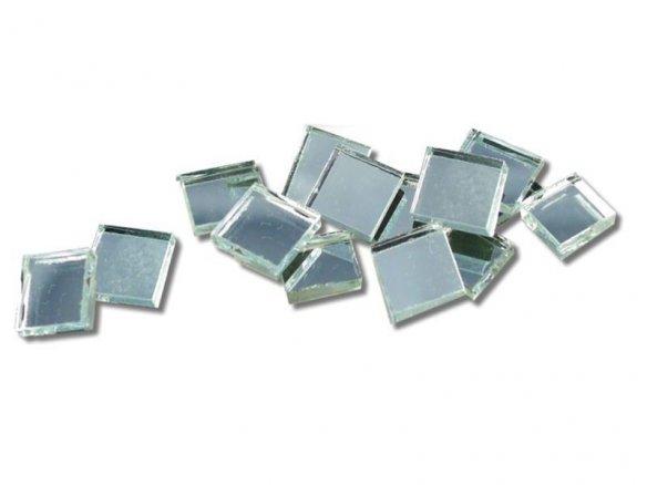 Teselas de mosaico de cristal de espejo