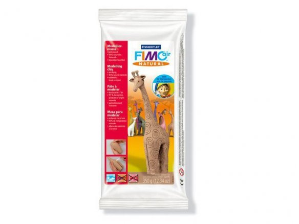 Fimo Air Natural modelling clay, coloured