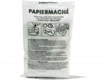 Papier-mâché modelling pulp