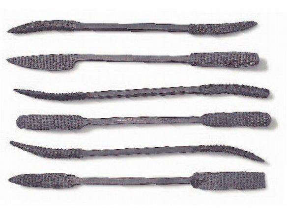 Escarpelos para esteatita
