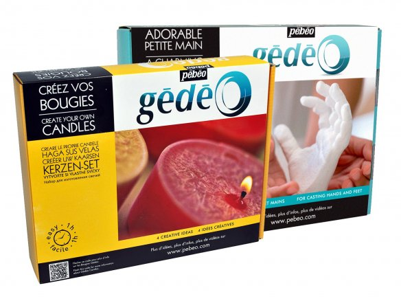 Gedeo modelling set