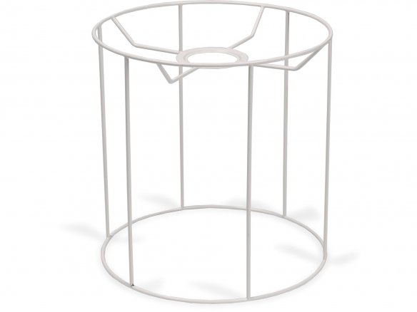 Buy Lampshade frame, round, straight up and down online at Modulor