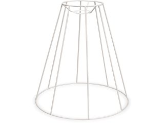 Buy lampshade frame round conical for hanging lamp online at modulor keyboard keysfo Choice Image