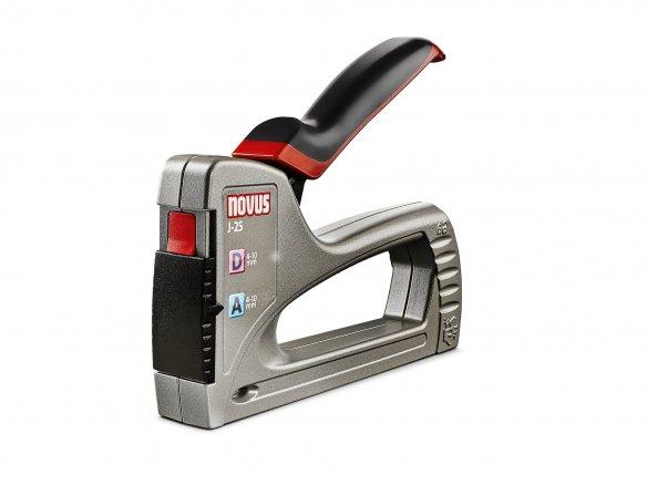 Novus hand stapler J-25 metal power