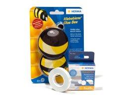 Herma adhesive roller, bee format for kids