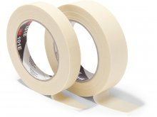 3M 101E masking tape, light crepe paper