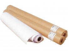 Plotter paper, white, smooth, 90 g, roll