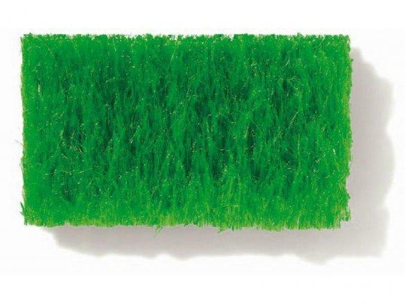 Césped para decoración, verde