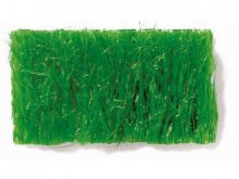 Deco-grass, coloured
