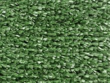 Artificial turf, close-cropped