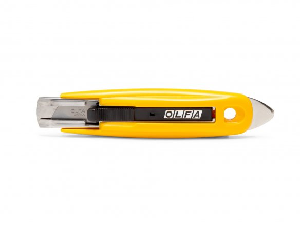 Olfa SK 9 self-retracting safety knife