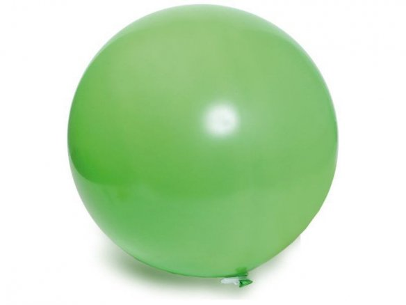 Giant balloon, opaque