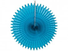 Modulor honeycomb paper decoration, Queen