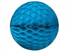 Modulor honeycomb paper decoration, orb