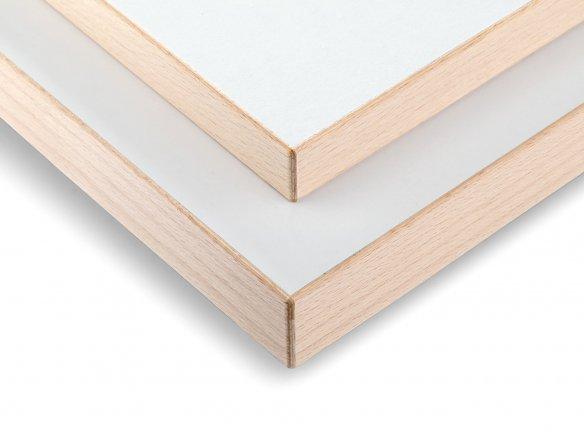 Hervorragend Melamin Tischplatten im Zuschnitt oder Standardformat günstig NV54