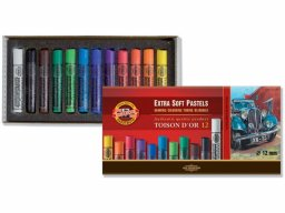 Toison d´Or extra soft pastel chalks