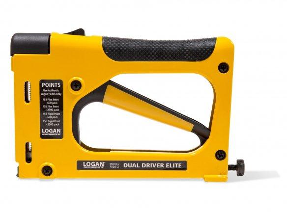 Logan Dual-Drive Point Driver
