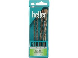 Heller cement drill set
