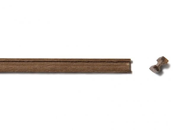 Walnut I-beam strip