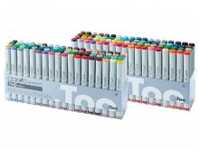 Copic Sketch sets, set of 72
