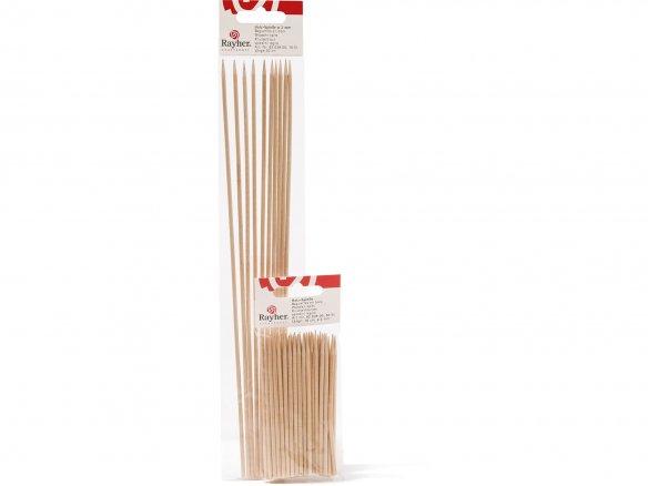 Stecchini lunghi di legno