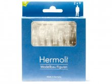 Hermoli Detail-Figuren, transparent, 1:50