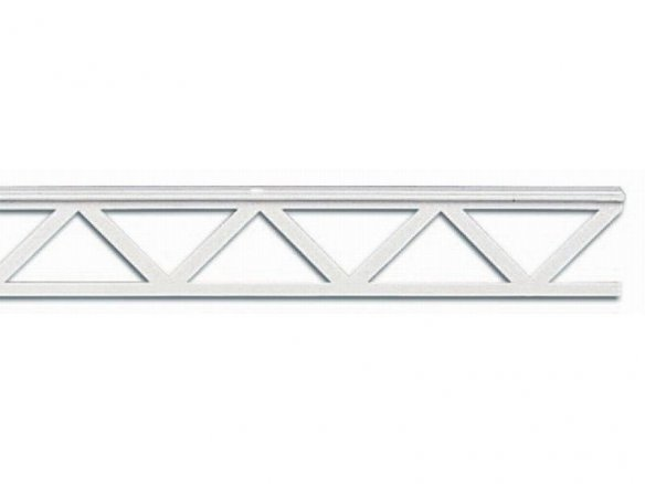 Lattice girder ABS, white