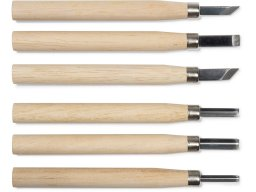 Carving tool set, basic