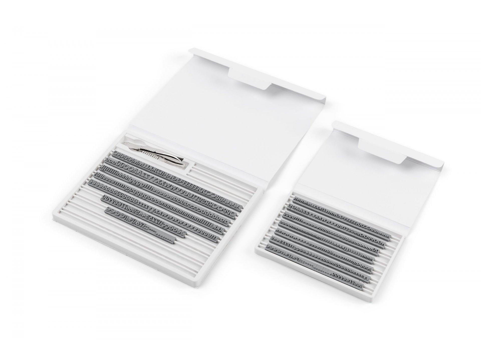 Timbri Personalizzati Per Stoffa acquistare set di timbri telos online | modulor