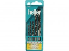 Heller wood drill bit set