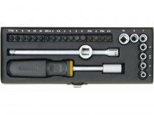 Proxxon Steckschlüsselsatz, 28 tlg.
