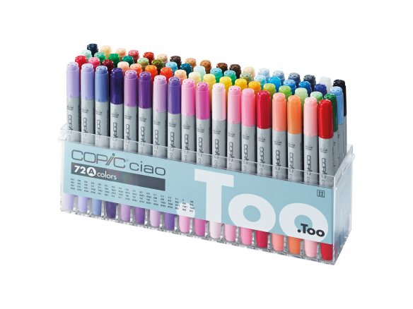 Copic Ciao, set of 72