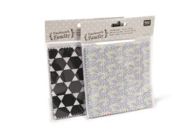 Patchwork Family fabric pack